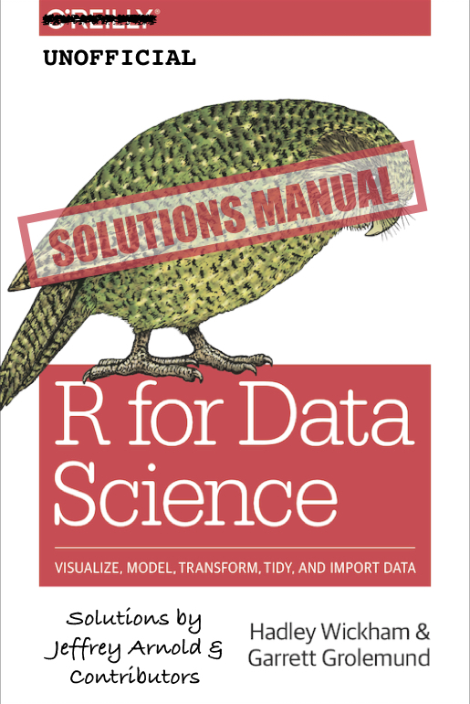R for Data Science: Exercise Solutions